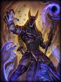 Anubis NightWalker Card