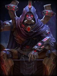 Ares star-tyrant Card