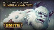 New Kumbhakarna Skin Kumbhalayan Yeti