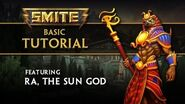 SMITE Tutorial Part 1 - Basic Introduction