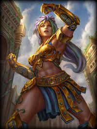 Terra Golden Card