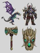Fafnir 'Dread-Lord' Concept