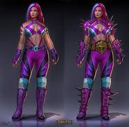 Terra 'Dropkick' Concept