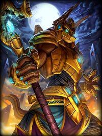 Anubis Stargazer Card