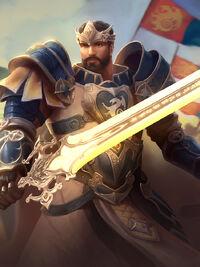 King Arthur excaliburs-light Card