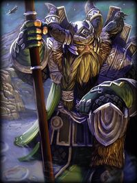 Odin TheHuntsman Card