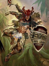 Xbalanque SPL2015NA Card