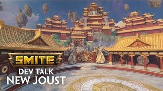 SMITE Dev Talk - New Joust Map