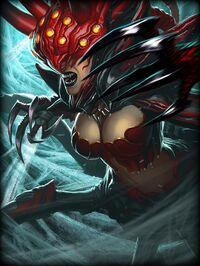 Arachne BlackWidow Card