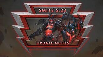 SMITE - 5.23 Update Highlights - Godslayer