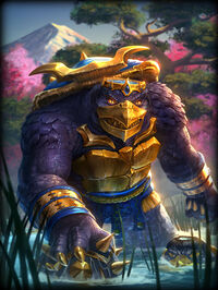 Kuzenbo Golden Card