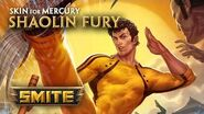 SMITE - New Skin for Mercury - Shaolin Fury