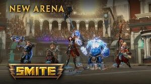 SMITE - New Arena Map Reveal Trailer