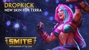SMITE - New Skin for Terra - Dropkick