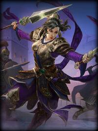 Mulan ascended Card