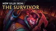 New Ullr Skin The Survivor