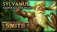 SMITE - God Reveal - Sylvanus, Keeper of the Wild