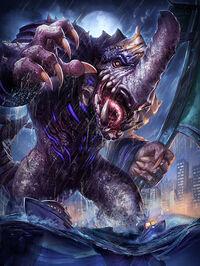 Sobek Kaiju Card