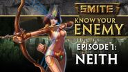 SMITE Know Your Enemy 1 - Neith