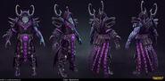 Poseidon 'Abyssal Sorcerer' Model