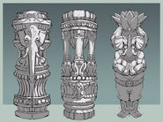 Dharmic Pillars Concept