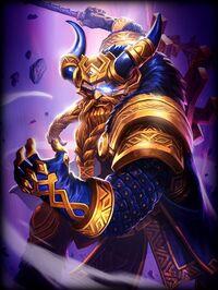 Odin Golden Card