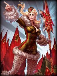 Athena RedStar Card
