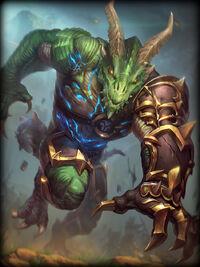 Fenrir brutal-dragon Card