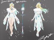 AphroditeIceQueen Concept