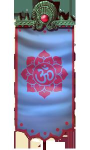 Flag hindu