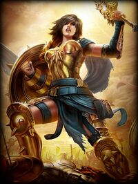 Bellona Golden Card