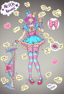 Neith 'Harajuku' Concept