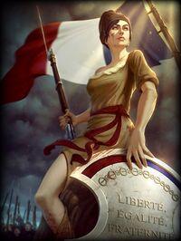 Athena Liberté Card