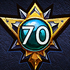 Achievements GodMastery 70
