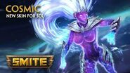 SMITE - New Skin for Sol - Cosmic