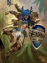 Xbalanque SPL2015EU Card