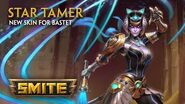 SMITE - New Skin for Bastet - Star Tamer