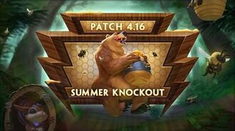 SMITE Patch Notes VOD - Summer Knockout (Patch 4.16)