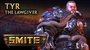 SMITE God Reveal - Tyr, The Lawgiver