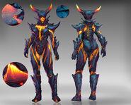 Terra skin concept