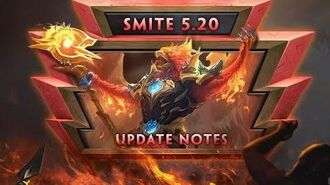 SMITE - 5.20 Update Highlights - A Necessary Darkness