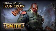 New Skin for Hou Yi - Iron Crow