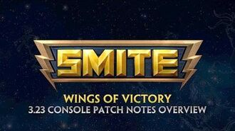 SMITE - 3.23 Console Patch Overview - Wings of Victory