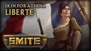 New Athena Skin Liberté