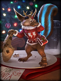 Ratatoskr Festive Card
