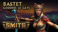 SMITE - God Reveal - Bastet, Goddess of Cats