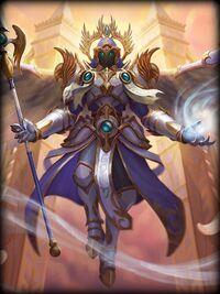 Horus seraph Card
