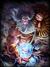 Standard Zeus Card
