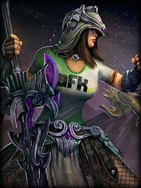 Nemesis AFK Card