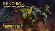 SMITE - New Skin for Kuzenbo - Shino-bo